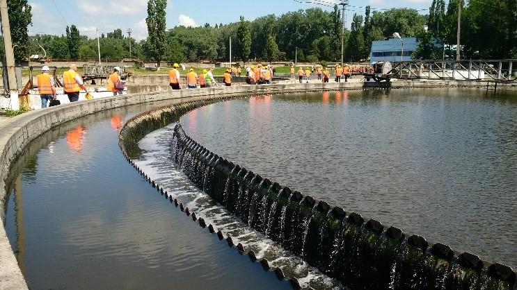 Stația de epurare a SA Apă-Canal Chișinău, un factor de poluare.