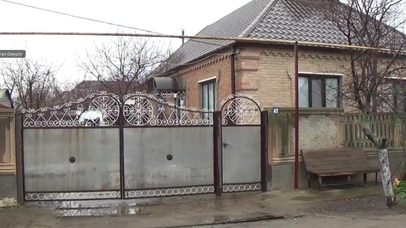 Fosta gospodărie a socrilor lui Ruslan Popov